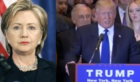 アメリカ大統領選挙2016