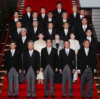 安倍内閣改造の組閣予想2017!第4次安倍内閣の閣僚を予想してみた!