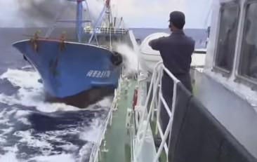 海上警備行動の武器使用の条件とは?防衛出動や治安出動とは?尖閣諸島ではどうなる?