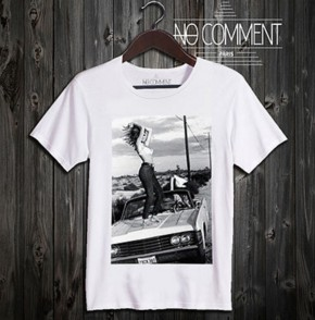 no comment paris tシャツ