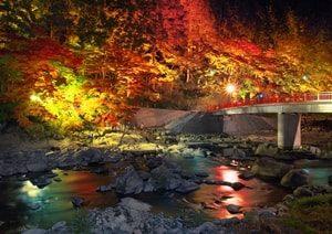 香嵐渓-写真