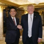安倍首相とトランプ次期大統領との会談でゴルフクラブが繋ぐ深い信頼関係の予感!!