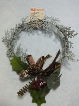 クリスマスツリーリース 100均2