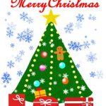 クリスマスカードをおしゃれに手作りできるデザインテンプレート素材無料サイトをご紹介!