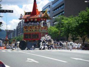 祇園祭の写真