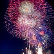 広島みなと夢花火大会の写真