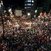 熊谷うちわ祭り画像