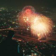 長良川花火大会 写真