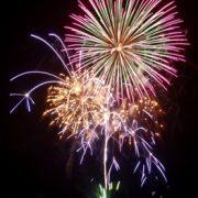 名古屋みなと祭花火大会の写真