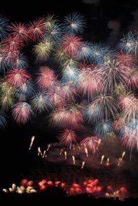 長岡まつり大花火大会の写真