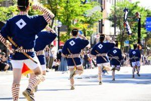 会津まつり-写真