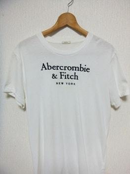 アバクロのメンズTシャツで秋に買いたいものをピックアップしてみた!