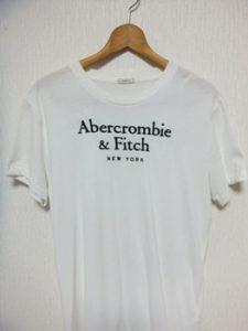 アバクロTシャツの写真