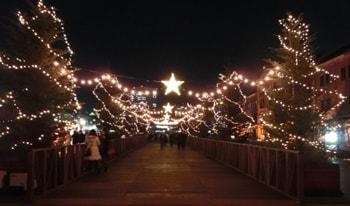 クリスマスイルミネーションで神奈川のおすすめ穴場をご紹介!