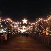 クリスマスイルミネーション横浜の画像
