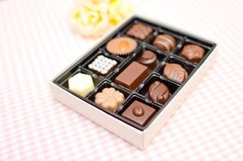 バレンタインのチョコ-画像